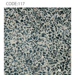 عکس سایر سنگ های محوطه سازیموزائیک اتوماتیک میبد طرح گرانیتی کد 117