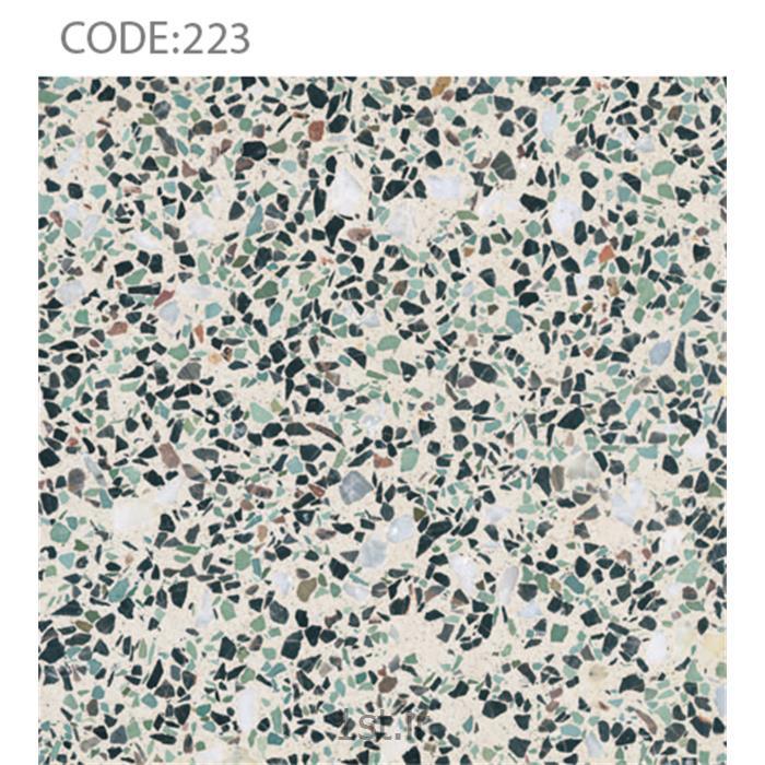 عکس سنگفرشموزائیک اتوماتیک میبد طرح گرانیتی کد 223
