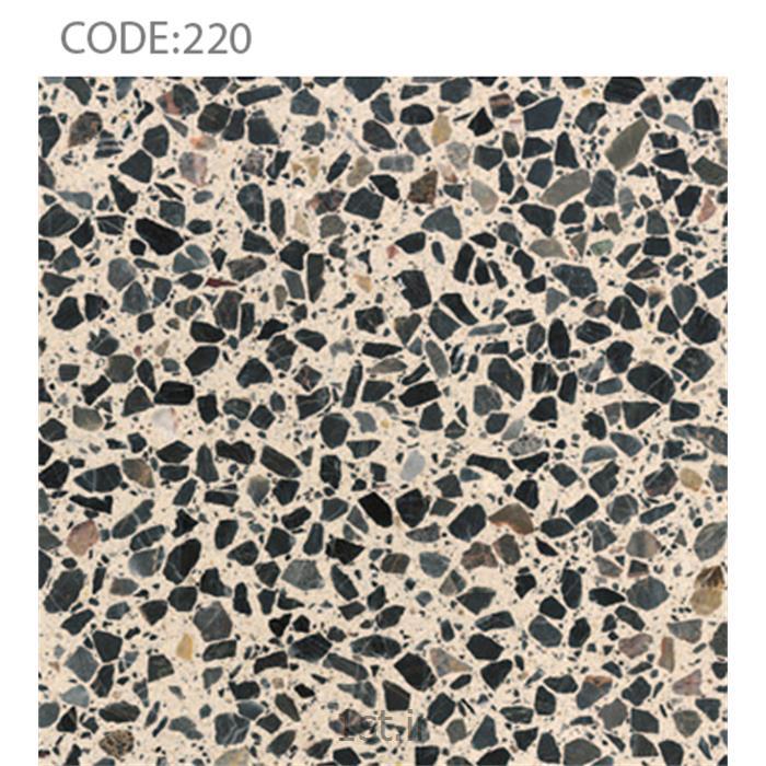 عکس سنگفرشموزائیک اتوماتیک میبد طرح گرانیتی کد 220