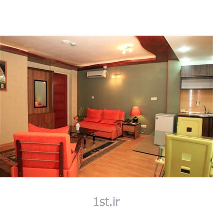 رزرو هتل آپارتمان تچر شیراز