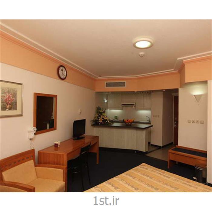 عکس خدمات هتلرزرو آنلاین هتل آپارتمان راسپینا مشهد