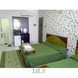 رزرو هتل اپارتمان سه ستاره اذر مشهد