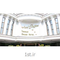 رزرو هتل بزرگ تهران در مرکز 118 مسافر
