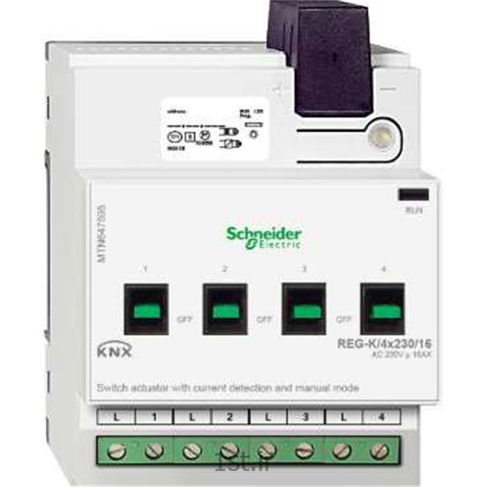 عکس سایر محصولات کنترلیفعال ساز سوییچ 4 رله ای مدل MTN647595