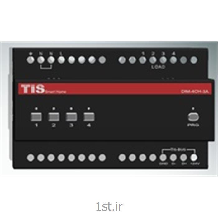 دیمر و کنترل شدت روشنایی 4 کاناله سیستم TIS