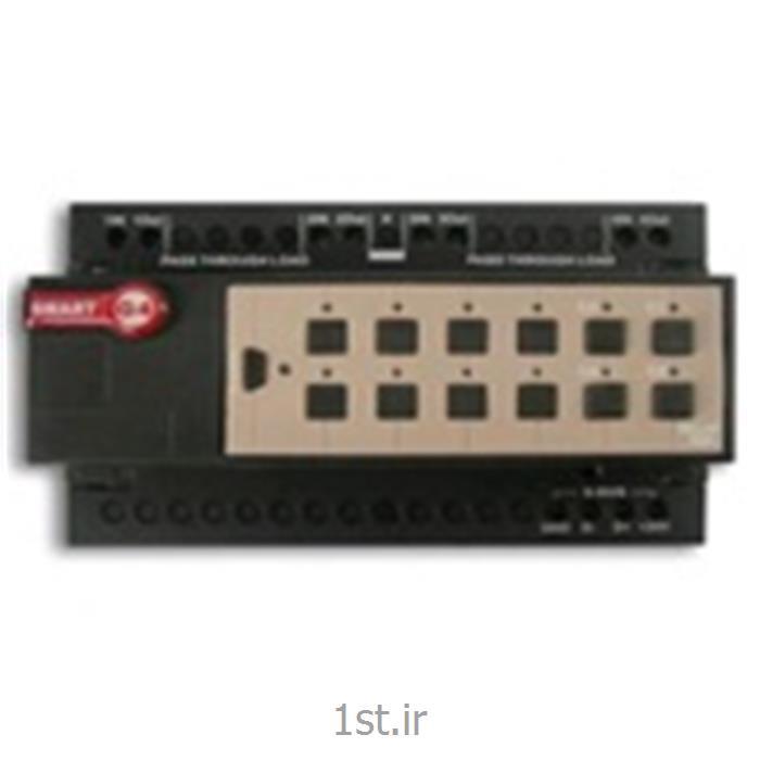 عکس تجهیزات ساختمانی هوشمند (خانه هوشمند)دیمر و کنترل شدت روشنایی 2 کاناله سیستم G4