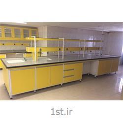 عکس سایر لوازم آزمایشگاهیسکوبندی آزمایشگاه - یا میز بندی و سکو آزمایشگاهی رویان ایران