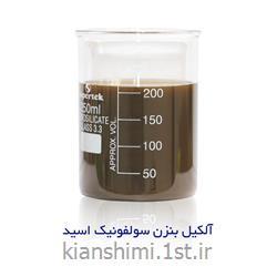 عکس اسید آلیاسید سولفونیک 96 درصد L.A.B.S