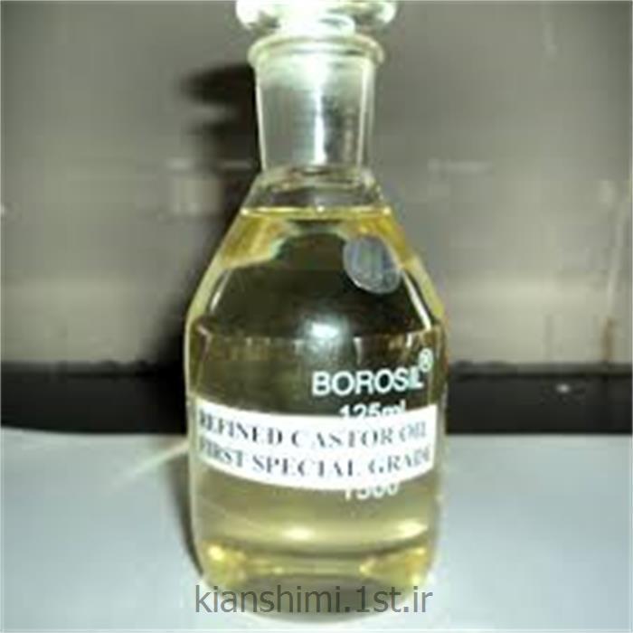 عکس اسید آلیروغن کرچک Castor Oil