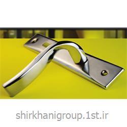 دستگیره پلاک آلومینیمی A700  مناسب جهت در چوبی و آلومینیمی
