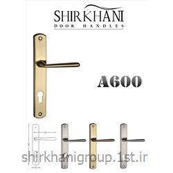 دستگیره پلاک سربی A600 مناسب جهت در چوبی و آلومینیمی
