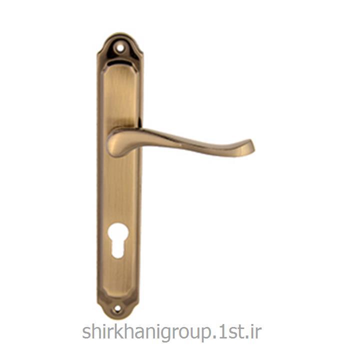 دستگیره پلاک سربی A40 مناسب جهت در چوبی و آلومینیمی