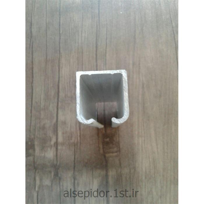 عکس چهار چوب درب و پنجرهریل شیشه طرح چینی