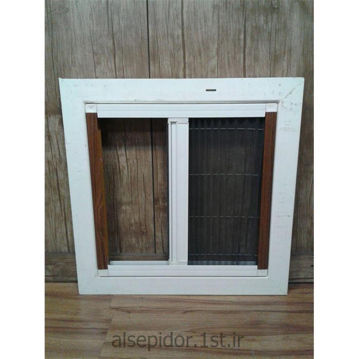 عکس چهار چوب درب و پنجرهتوری پلیسه قابل نصب بر تمام پنجره ها