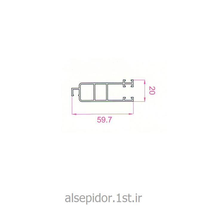 عکس چهار چوب درب و پنجرهپروفیل توری قالب اختصاصی