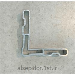 عکس پروفیل آلومینیومگونیا اختصاصی جهت اتصال ph