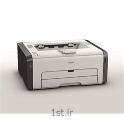 عکس چاپگر چند کارهپرینتر سیاه سفید ریکو مدل SP 201N