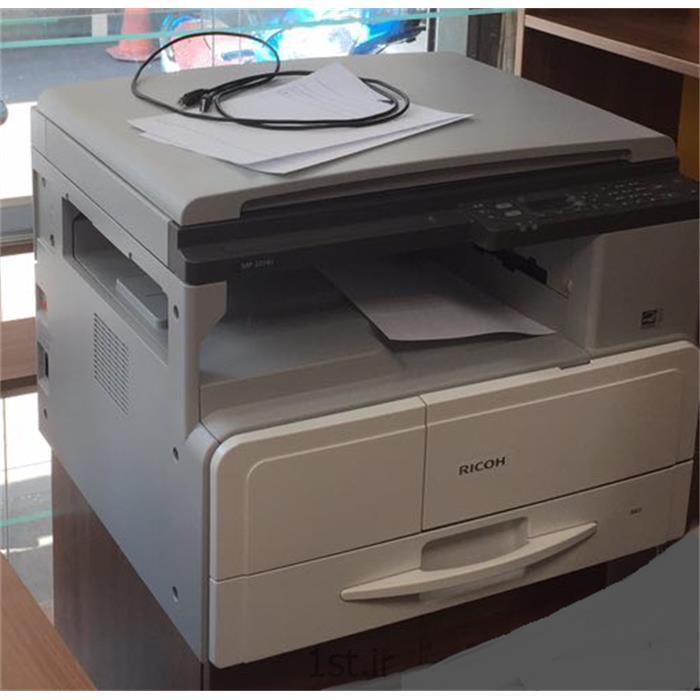 عکس دستگاه کپیدستگاه فتوکپی سیاه و سفید ریکو 2014