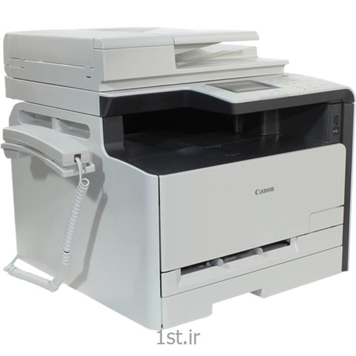 عکس چاپگر چند کارهپرینتر چهارکاره رنگی لیزری MF628CW کانن