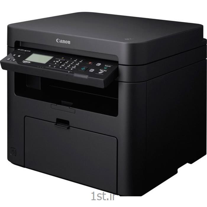 عکس چاپگر چند کارهپرینتر سه کاره سیاه سفید MF 211 کانن