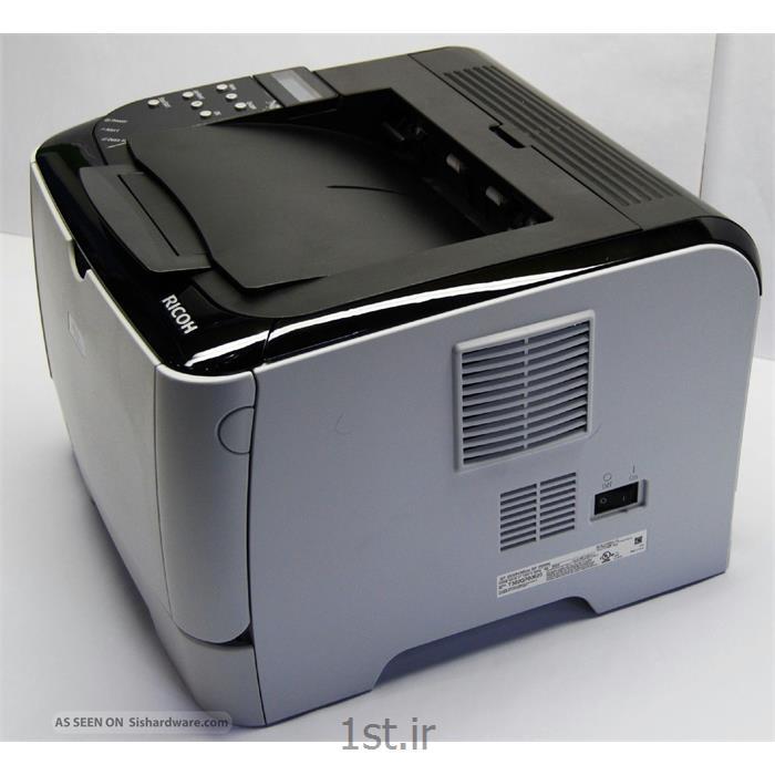 عکس چاپگر چند کارهپرینتر سیاه سفید لیزری ریکو مدل SP 3500N