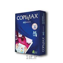 عکس کاغذ کپیکاغذ A4 کپی مکس COPIMAX بسته 500 برگی