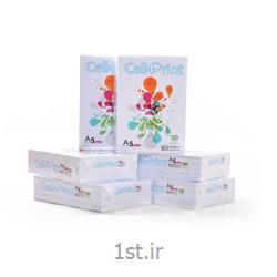 کاغذ A5 سل پرینت Cellprint بسته 500 برگی