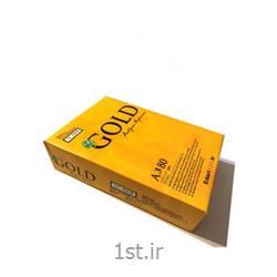 عکس کاغذ کپیکاغذ A3 گلد GOLD در بسته 500 برگی