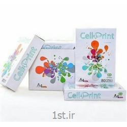 کاغذ A4 سل پرینت Cellprint بسته 500 گرمی