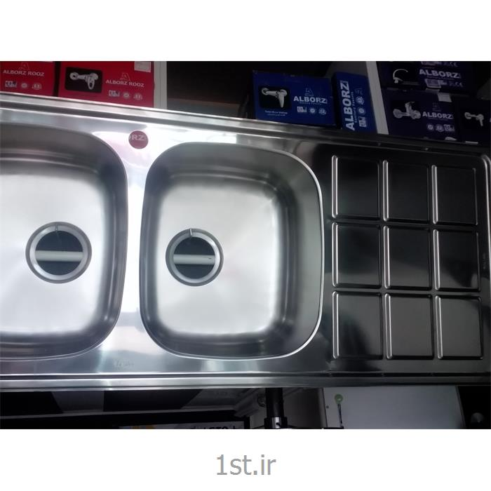 عکس سینک آشپزخانهسینک لتو فانتزی مدل TX5 LETO