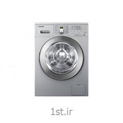 عکس ماشین لباسشوییماشین لباسشویی 7 کیلویی سیلور سامسونگ مدل 1440 SAMSUNG