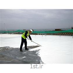 عکس رنگ و پوشش صنعتیعایق سفید اکریلیک آب پایه