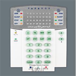 صفحه کلید دزدگیر پارادوکس مدل PARADOX K32RF