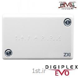 ماژول افزایش زون تحت شبکه باس دزدگیر پارادوکس  ZX1