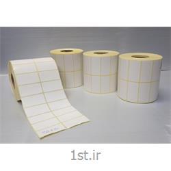 لیبل کاغذی سایز 55*25