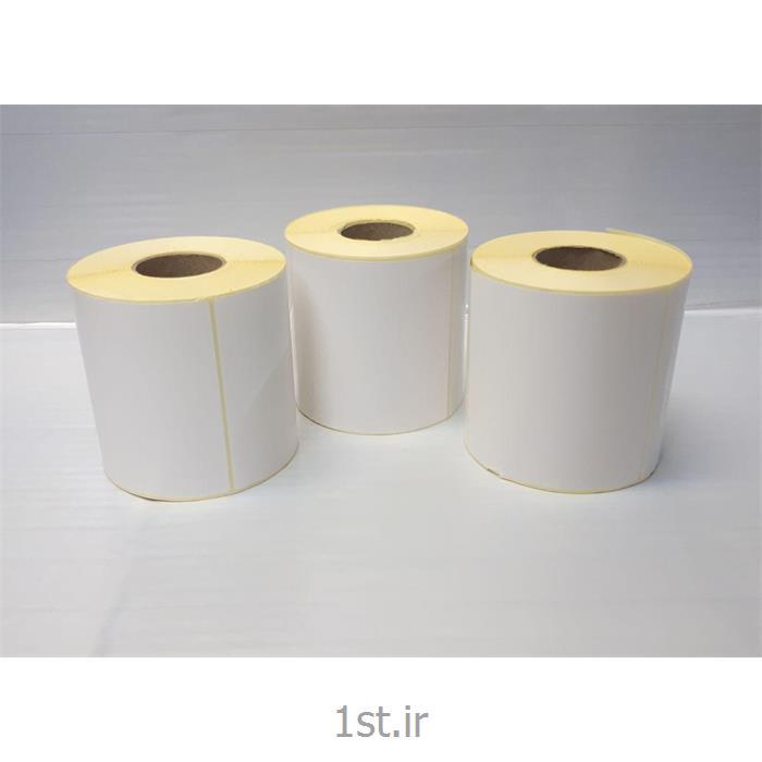 لیبل کاغذی سایز 200*100