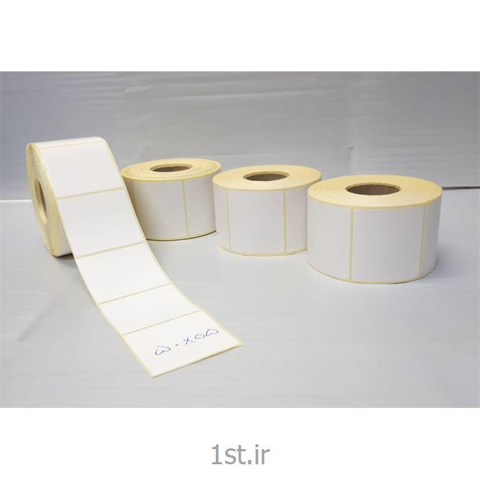 لیبل کاغذی سایز 55*50
