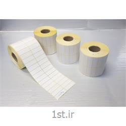 لیبل کاغذی سایز 45*15