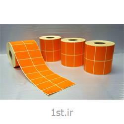 عکس برچسب بسته بندیلیبل PVC دیجی کالا (نارنجی)