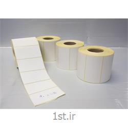 لیبل کاغذی سایز 75*45