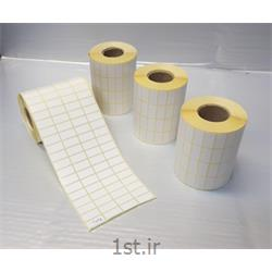 عکس برچسب بسته بندیبرچسب چاپگر کاغذی سهند افزار