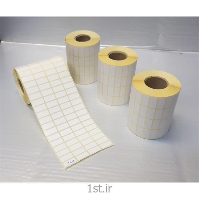 لیبل کاغذی سایز 25*12