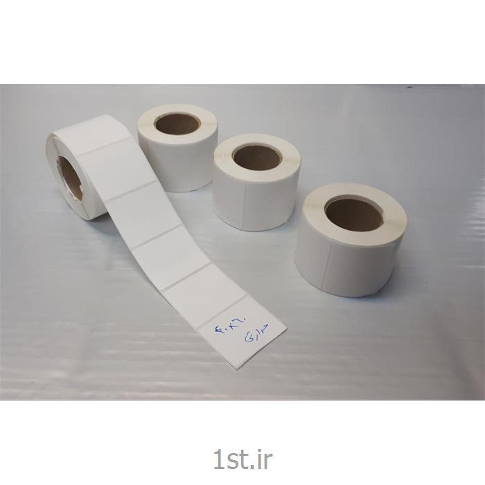 لیبل کاغذی سایز 60*40