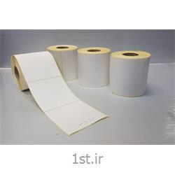 لیبل کاغذی سایز 100*100
