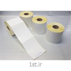 لیبل کاغذی سایز 125*95