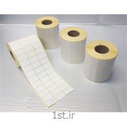 لیبل کاغذی سایز 30*18