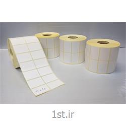 لیبل کاغذی سایز 45*30