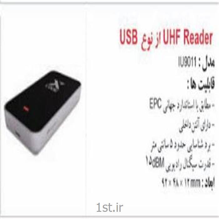 UHF READER از نوع USB دستگاه ریدر رومیزی برد بلند