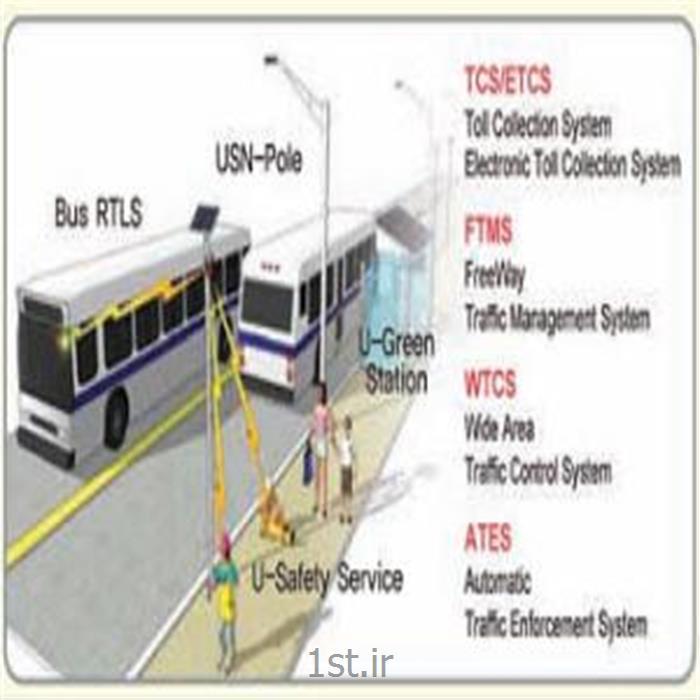 سیستم ترافیک جاده ای _ محیط _ تاسیسات ارائه سیستم های های مبتنی بر rfid مخصوص ترافیک جاده ای