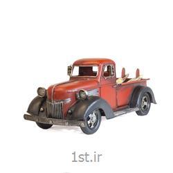 عکس ماشین اسباب بازی مدل (کلکسیونی)ماکت ماشین وانت فلزی مدل 8539